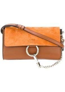 Chloé Faye chain wallet bag