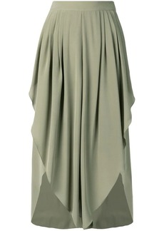 Chloé Tulip cropped trousers