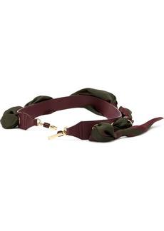 Chloé twisted scarf shoulder strap