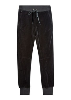 Chloé Velour Track Pants