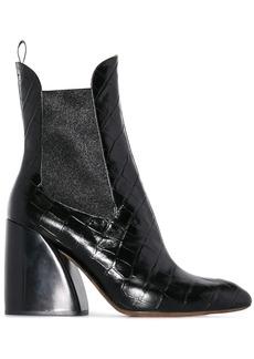 Chloé Wave 90 Chelsea boots