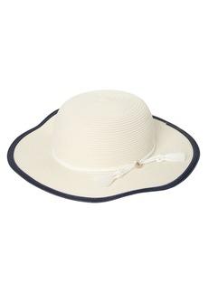 Chloé Wide Brim Straw Hat