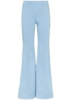 Chloé wide flared jeans