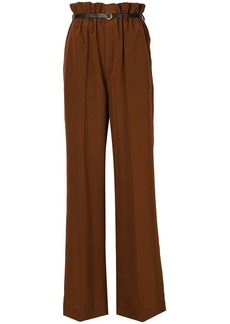 Chloé wide leg high-waisted trousers