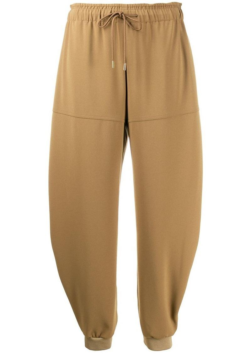 Chloé wide-leg track pants