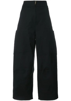 Chloé wide leg trousers