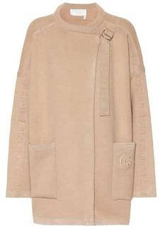 Chloé Wool-blend jacket