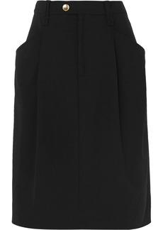 Chloé Wool-blend Skirt