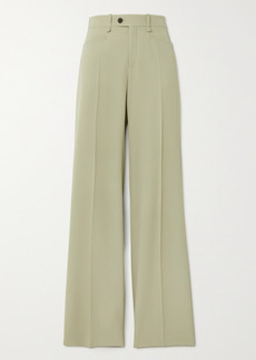 Chloé Wool Wide-leg Pants
