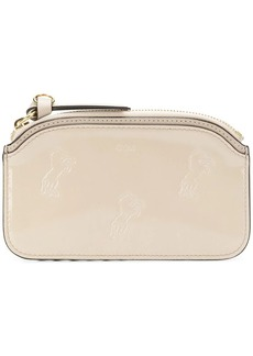 Chloé zipped purse