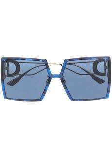 Christian Dior 30Montaigne oversized-frame sunglasses