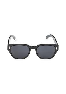 Christian Dior 50MM Square Sunglasses
