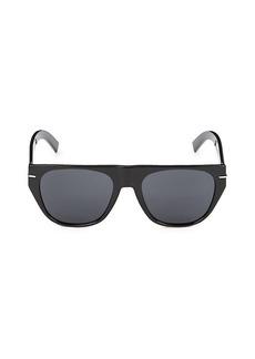 Christian Dior 53MM Square Sunglasses