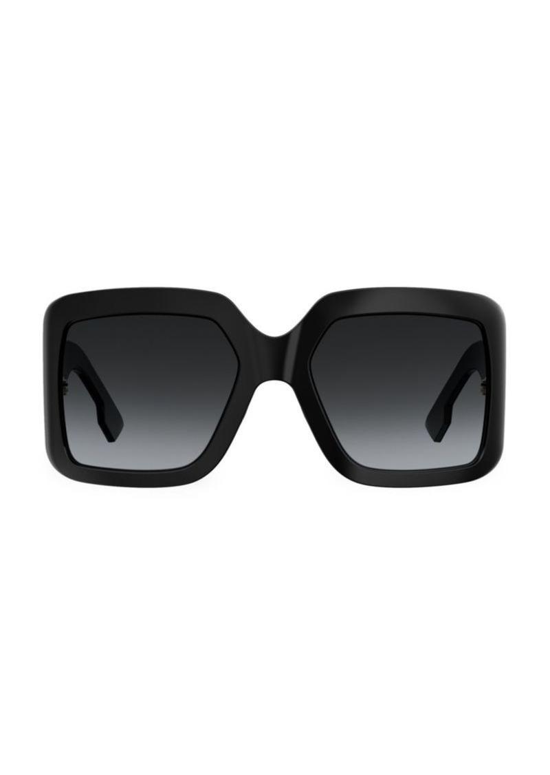 Christian Dior 60MM Oversized Square Sunglasses