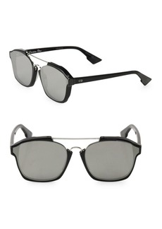 Christian Dior Abstract 58MM Square Sunglasses