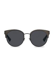 Christian Dior Amamini 50MM Cat Eye Sunglasses