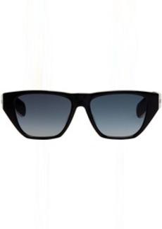 Christian Dior Black & Pink DiorInsideOut2 Sunglasses