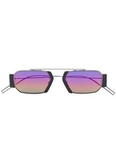 Christian Dior black and blue chroma 2 sunglasses