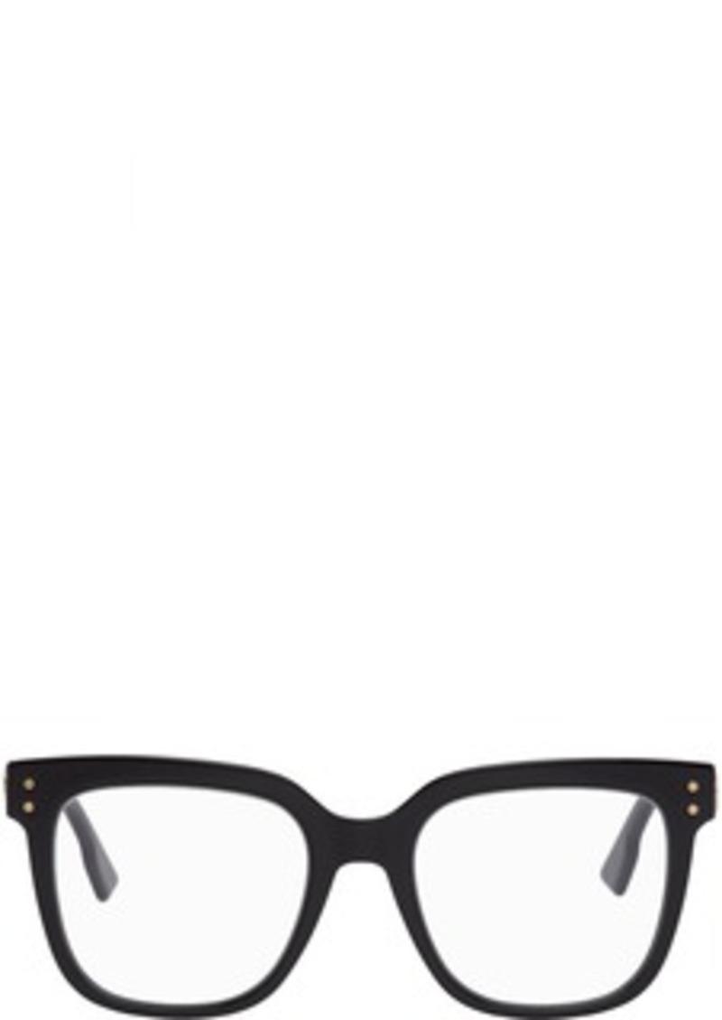 Christian Dior Black DiorCD1F Glasses