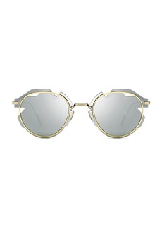 Christian Dior Breakers 60MM Round Sunglasses