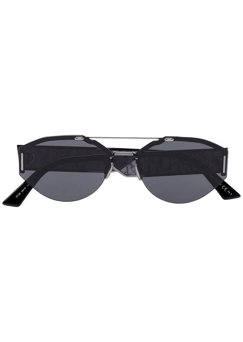Christian Dior cat-eye sunglasses