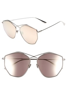 Dior 59mm Metal Sunglasses