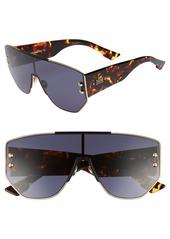 Christian Dior Dior 72mm Rimless Shield Sunglasses