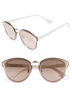 Christian Dior Dior Nightfall 65mm Sunglasses