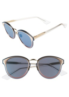 Christian Dior Nightfas 65mm Retro Sunglasses