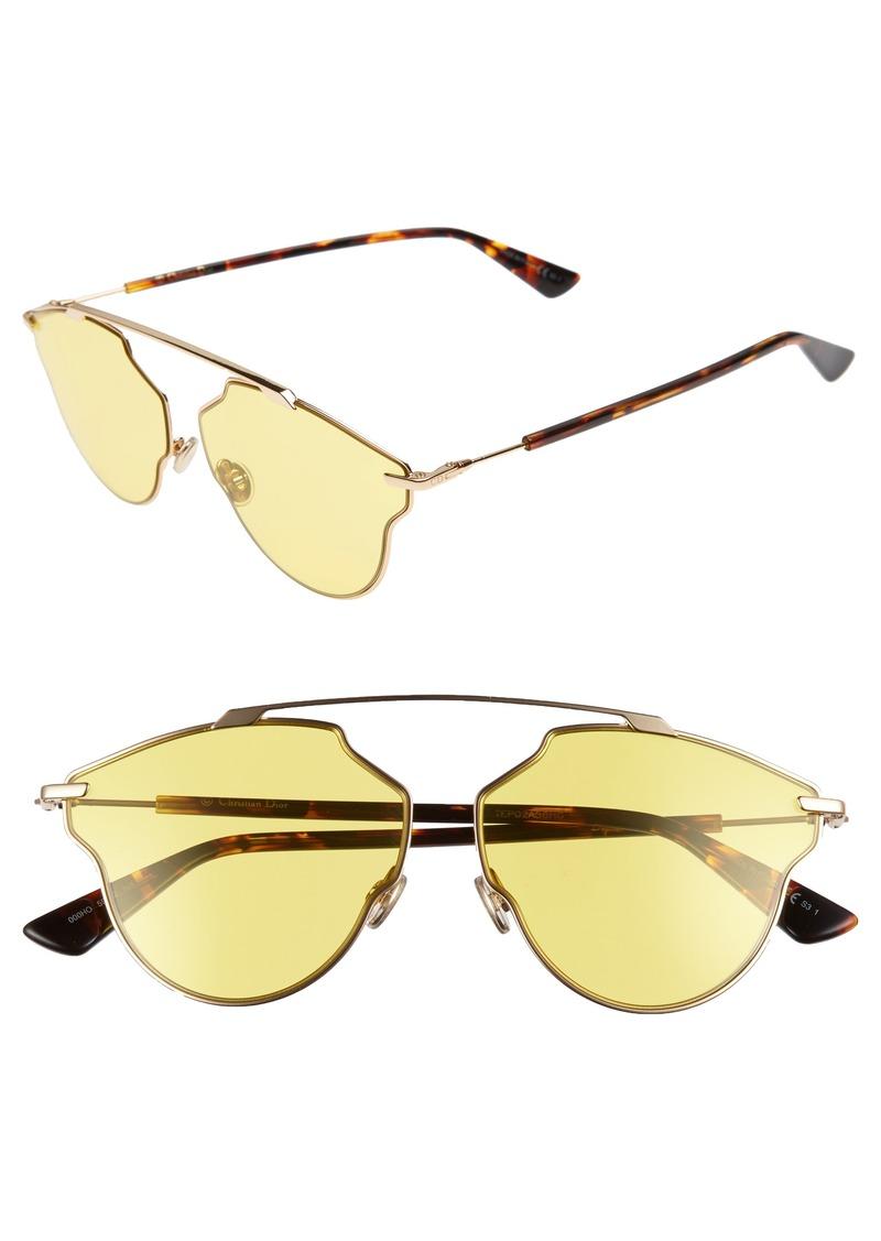 0ae967ac30 Christian Dior Christian Dior So Real Pop 59mm Sunglasses