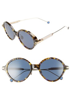 Christian Dior Umbrags 52mm Sunglasses