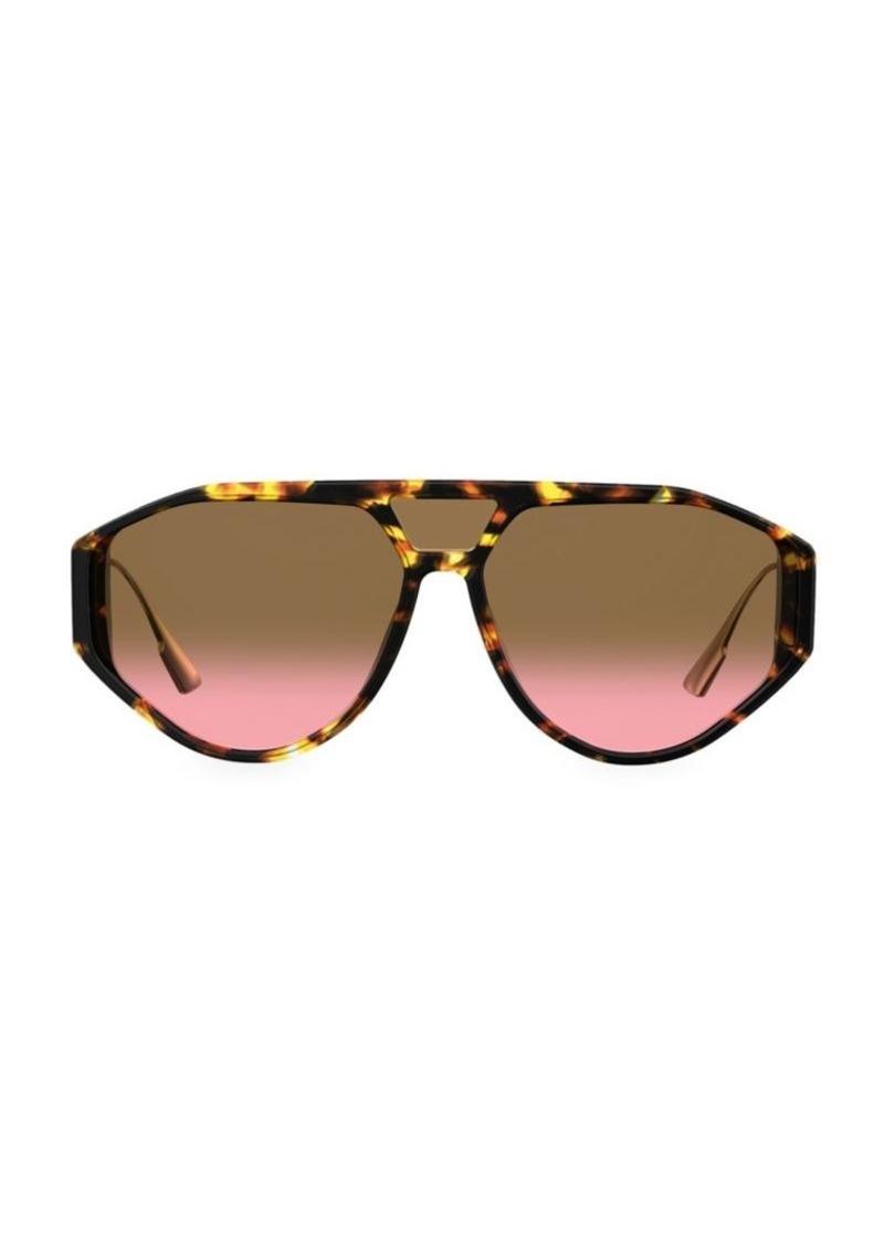 669fa834d Christian Dior Clan1 61MM Aviator Sunglasses | Sunglasses