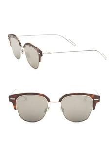 Christian Dior Clubmaster Sunglasses
