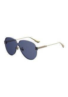 Christian Dior ColorQuake3 Shield Aviator Sunglasses
