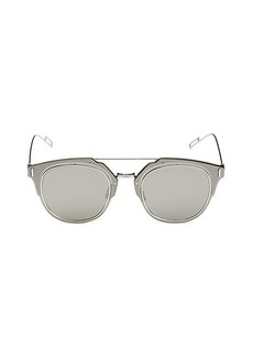 Christian Dior Composit 1.0 62MM Aviator Sunglasses