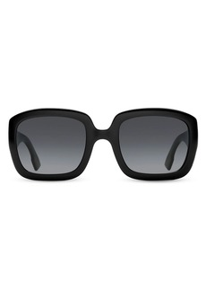 Christian Dior DDior 54MM Square Sunglasses