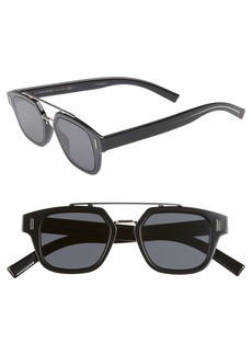 Christian Dior Dior 46mm Square Sunglasses