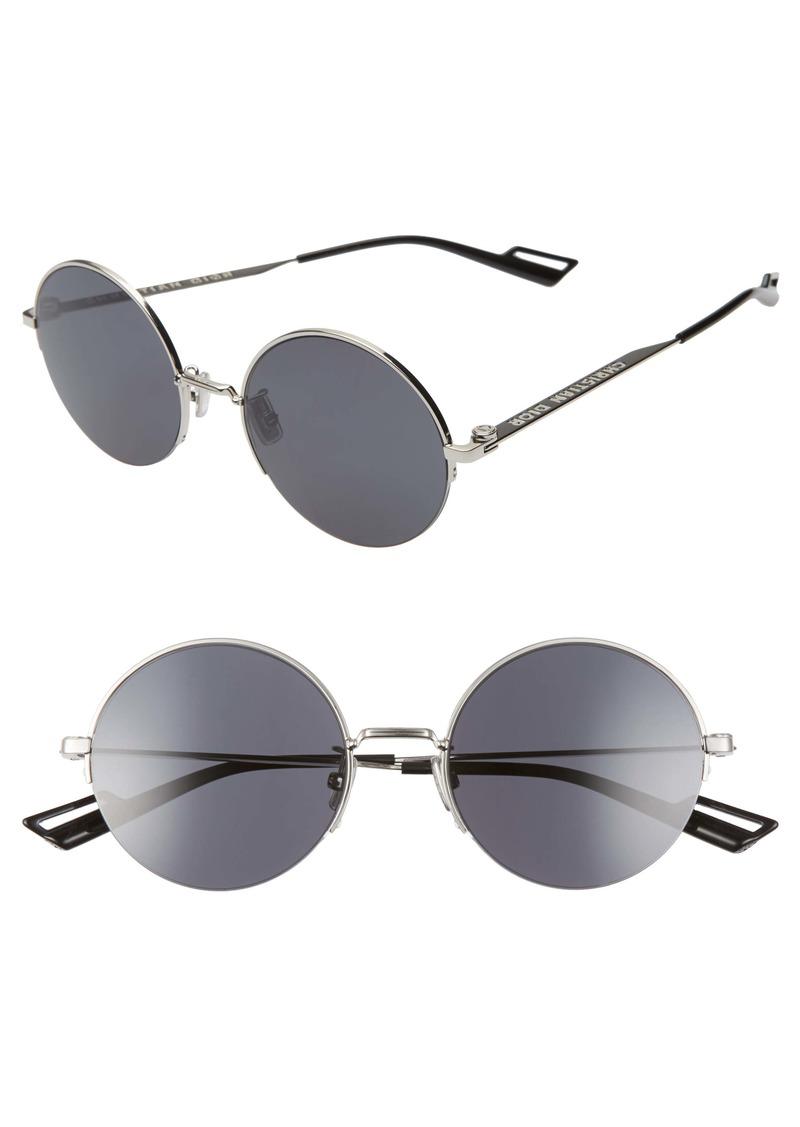 Christian Dior Dior 53mm Round Sunglasses