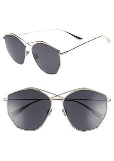 Christian Dior Dior 59mm Metal Sunglasses