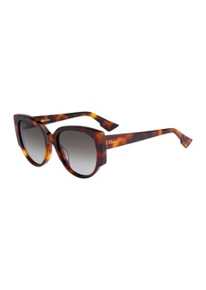 Christian Dior Dior Acetate Butterfly Sunglasses