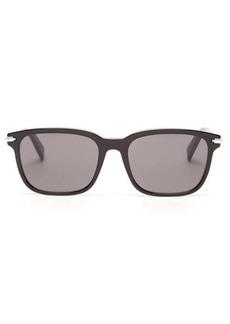 Christian Dior DIOR BlackSuit square acetate sunglasses