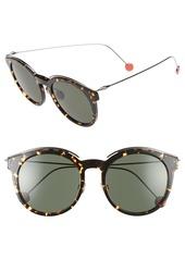 Christian Dior Dior Blossom 52mm Round Sunglasses
