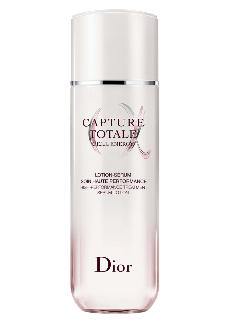 Christian Dior Dior Capture Totale High-Performance Treatment Serum-Lotion
