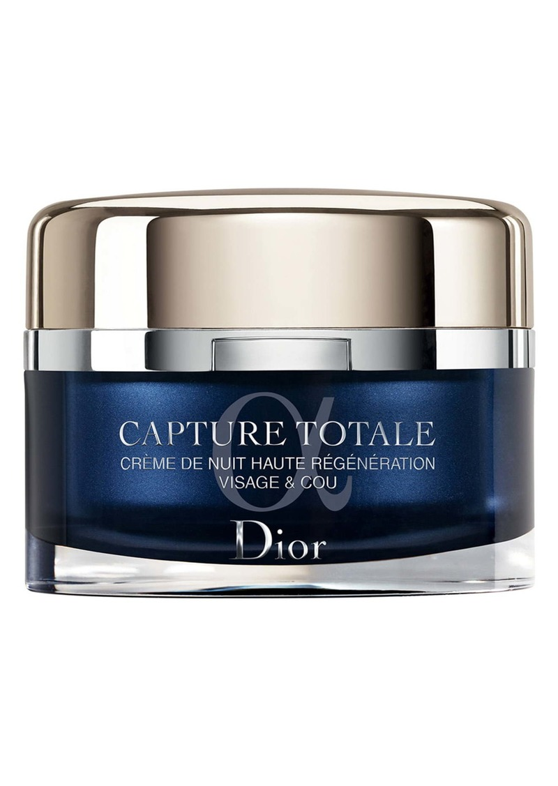 Christian Dior Dior Capture Totale Intensive Restorative Night Crème for Face & Neck