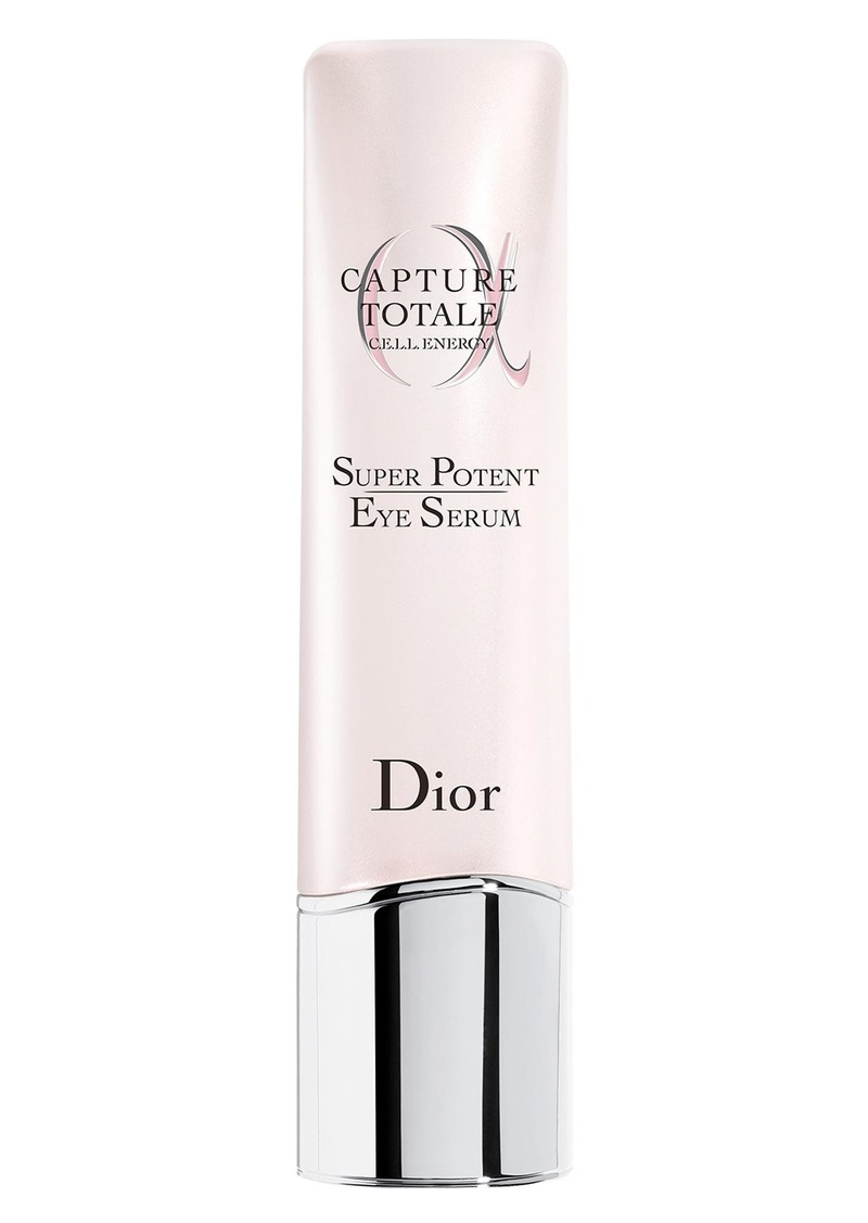 Christian Dior Dior Capture Totale Super Potent Eye Serum
