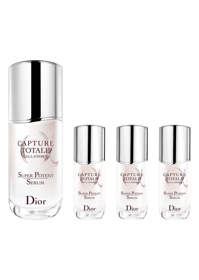 Christian Dior Dior Capture Totale Super Potent Serum Home & Away Set