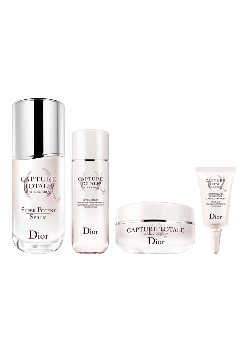 Christian Dior Dior Capture Totale Super Potent Set (USD $195 Value)