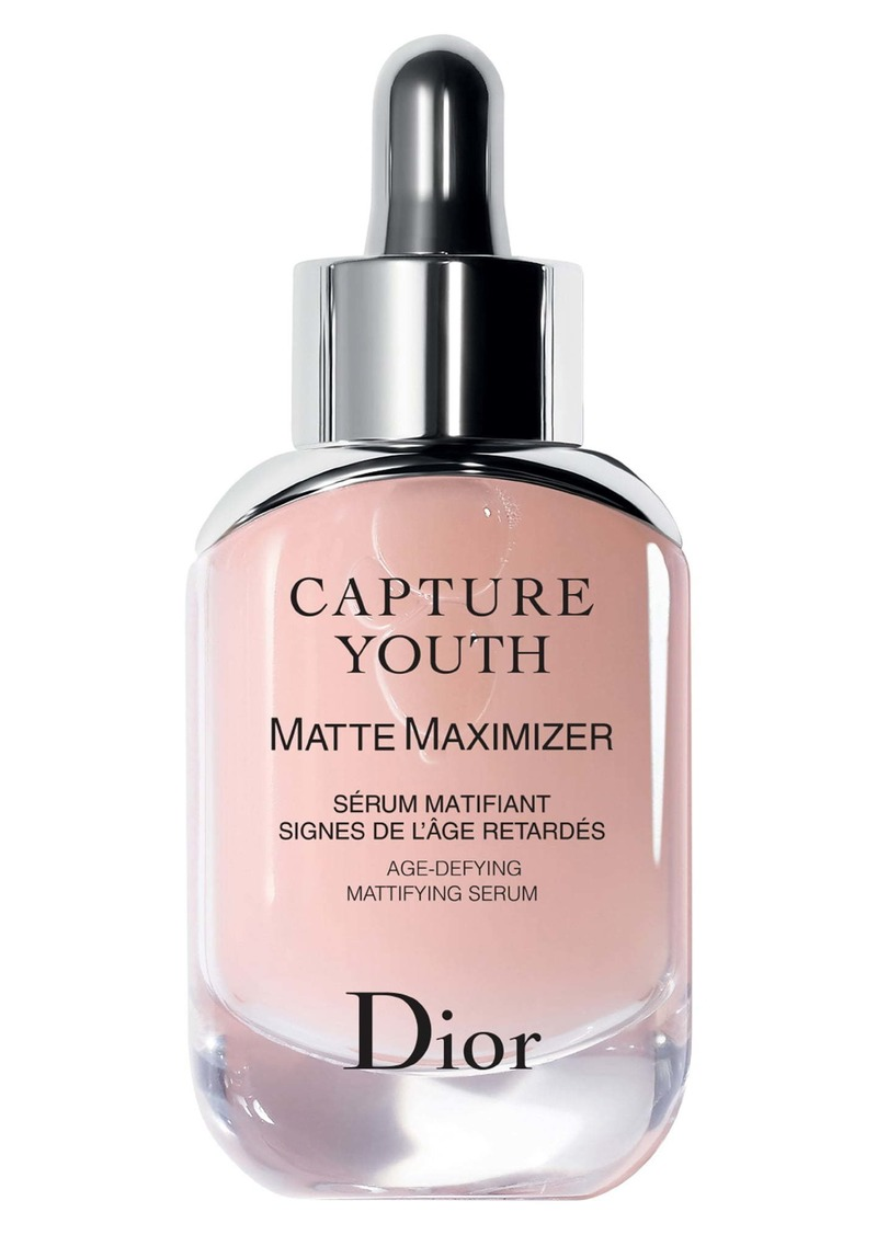 Christian Dior Dior Capture Youth Matte Maximizer Age-Delay Mattifying Serum