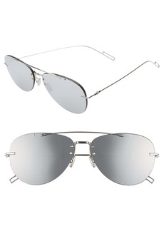 Christian Dior Dior Chroma 1F 62mm Navigator Sunglasses