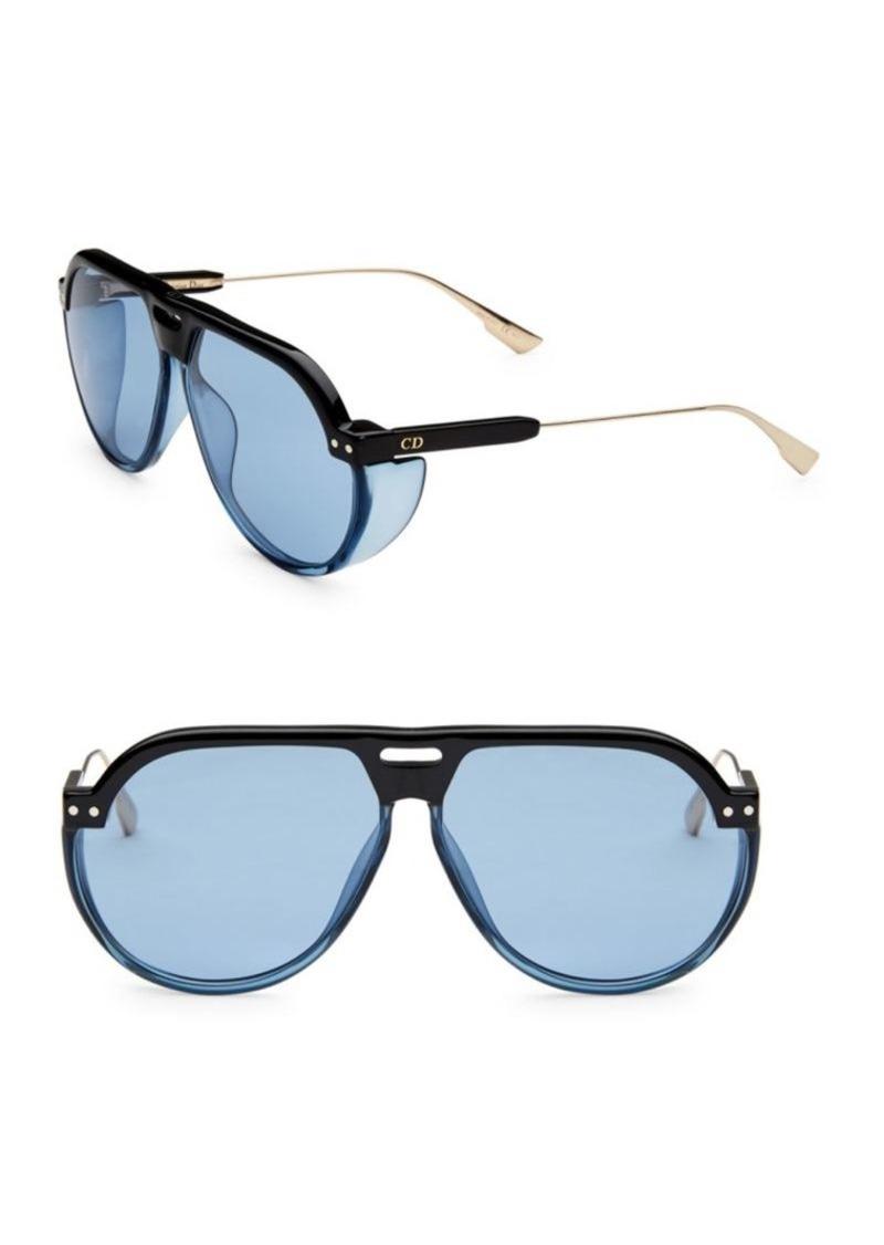 68fec389d3f Christian Dior Dior Club 3S 61MM Pilot Sunglasses